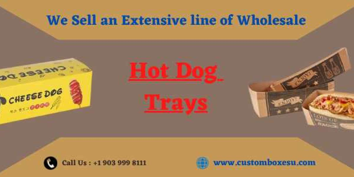 Printable Hot Dog Trays for your Business in the USA