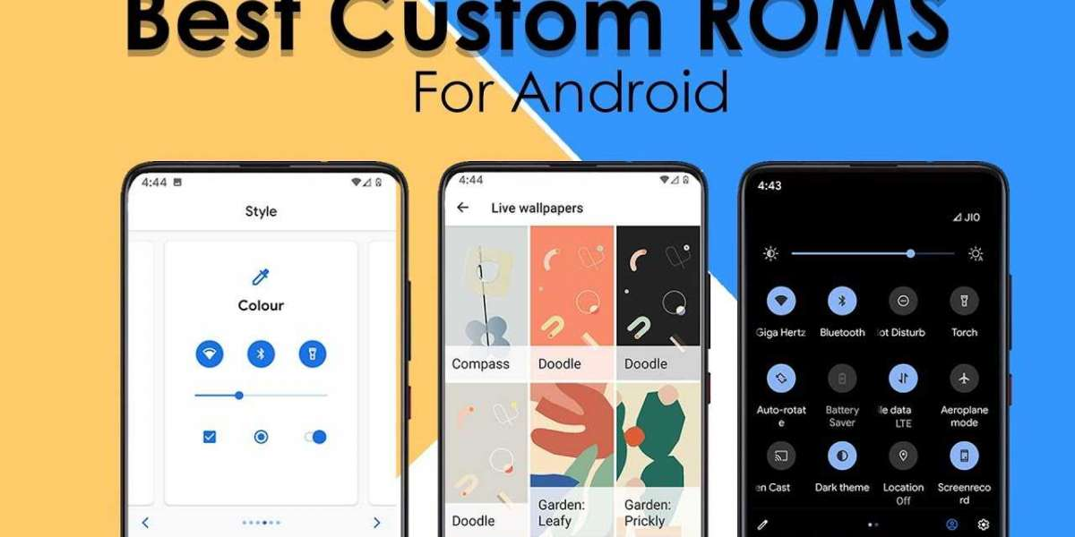 Top 7 Android Custom ROMs for 2021