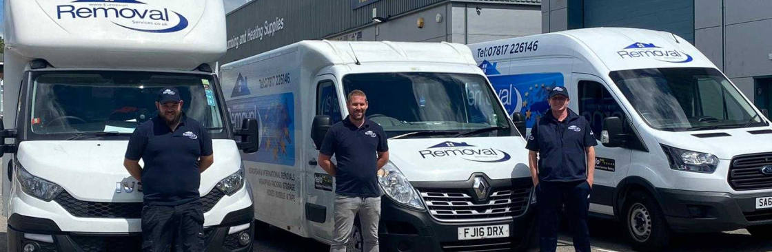 European Removal Services Ltd. Cover Image