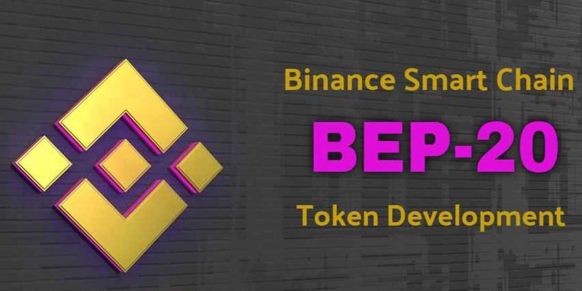 Develop your Business with a BEP-20 token built on Binance Smart Chain