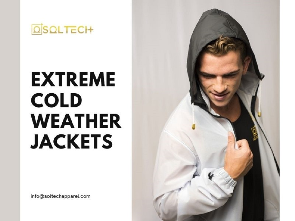 Extreme Cold Weather Jackets