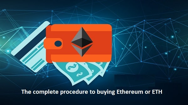 Procedure to buying Ethereum or ETH | usacryptowallet