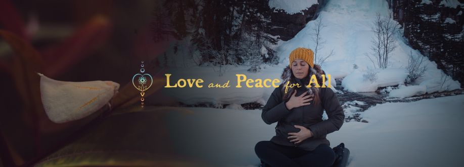 Love and Peace for All Cover Image