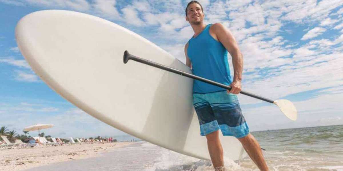 Best Paddle Board for Two People