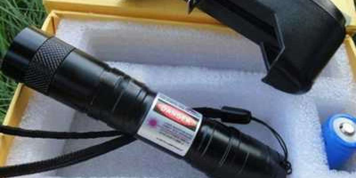 Do you know what the laser pointer is used for?