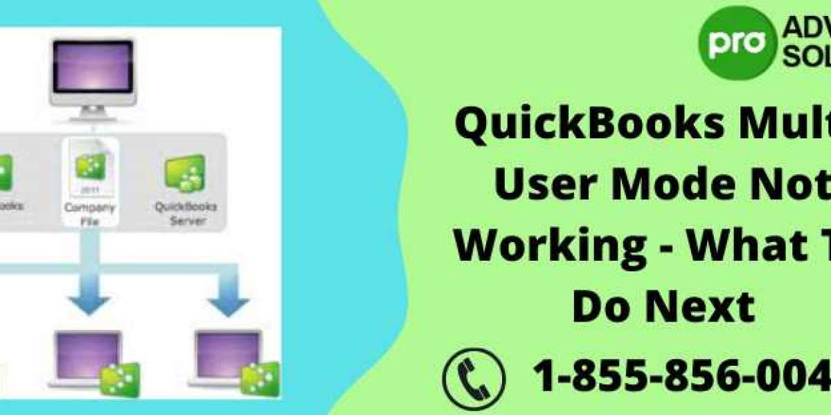 Best techniques to fix QuickBooks Multi-User Mode Not Working