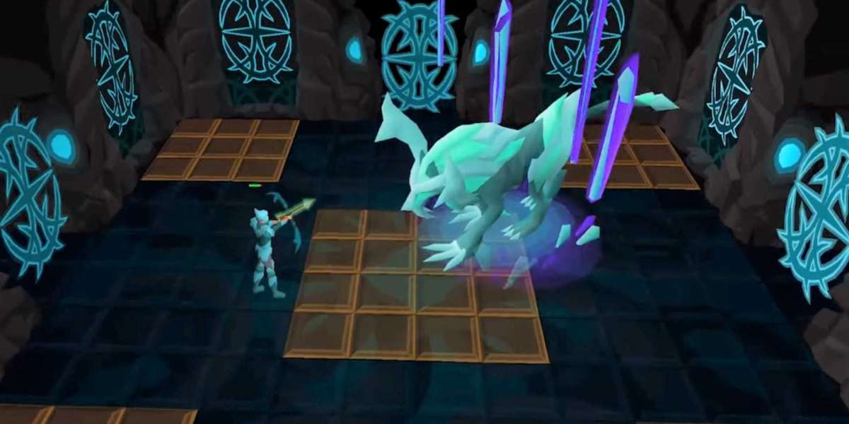 RuneScape will have normal items which somebody about there lvl would have