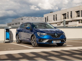 Mégane E-TECH Plug-in Hybrid