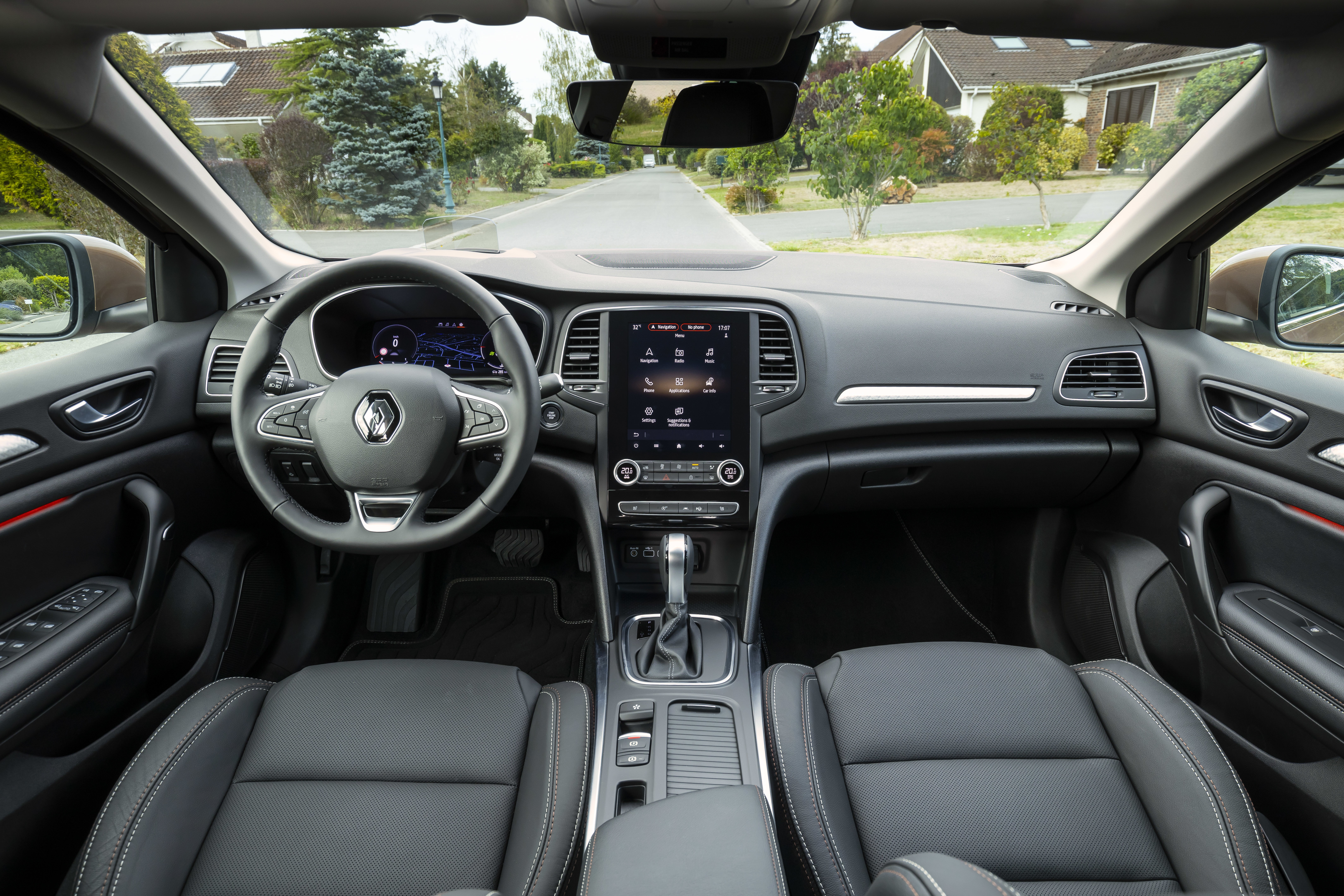 2020 - All New Renault MEGANE Hatchback - EDITION ONE LIMITED EDITION - Test drives