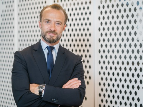 Benoit Treilhou, nieuwe Country Operations Director van Renault België Luxemburg