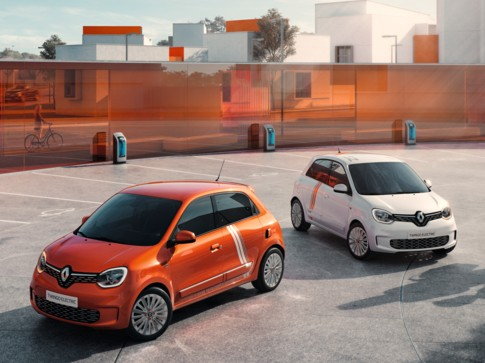 RENAULT TWINGO ELECTRIC VIBES Limited Edition: ENERGIA ALLO STATO PURO!