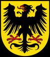 Wappen der Stadt Arnstadt