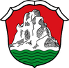 Wappen der Stadt Bad Griesbach im Rottal