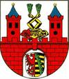 Wappen der Stadt Bernburg (Saale)