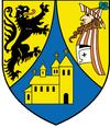 Wappen der Stadt Borna