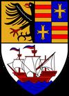 Wappen der Stadt Brake (Unterweser)
