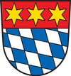 Wappen der Stadt Dingolfing