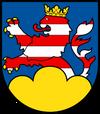 Wappen der Stadt Frankenberg (Eder)