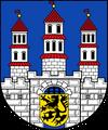 Wappen der Stadt Freiberg