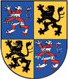 Wappen der Stadt Hildburghausen