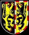 Wappen der Stadt Hof
