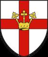 Wappen der Stadt Koblenz