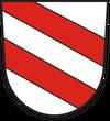 Wappen der Stadt Landau an der Isar