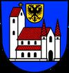 Wappen der Stadt Leutkirch im Allgäu