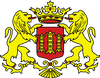 Wappen der Stadt Lingen (Ems)