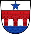 Wappen der Stadt Marktheidenfeld