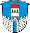Wappen der Stadt Melsungen