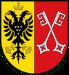 Wappen der Stadt Minden