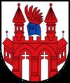 Wappen der Stadt Neubrandenburg