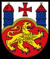 Wappen der Stadt Osterode am Harz