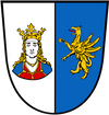 Wappen der Stadt Ribnitz-Damgarten