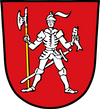 Wappen der Stadt Roding