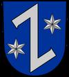 Wappen der Stadt Rüsselsheim am Main