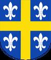 Wappen der Stadt Sankt Wendel