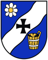Wappen der Stadt Schönenberg-Kübelberg
