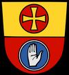 Wappen der Stadt Schwäbisch Hall