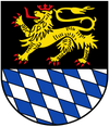 Wappen der Stadt Simmern (Hunsrück)