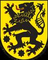 Wappen der Stadt Sonneberg