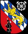 Wappen der Stadt Sankt Ingbert