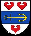 Wappen der Stadt Tecklenburg