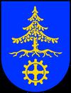 Wappen der Stadt Waldkraiburg