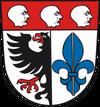 Wappen der Stadt Wangen im Allgäu
