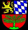 Wappen der Stadt Weiden in der Oberpfalz