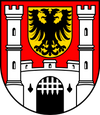 Wappen der Stadt Weißenburg in Bayern