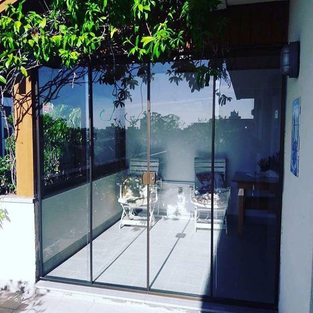 Imagem de Portas de Vidro