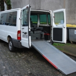 Ford Fourgon Ford Transit